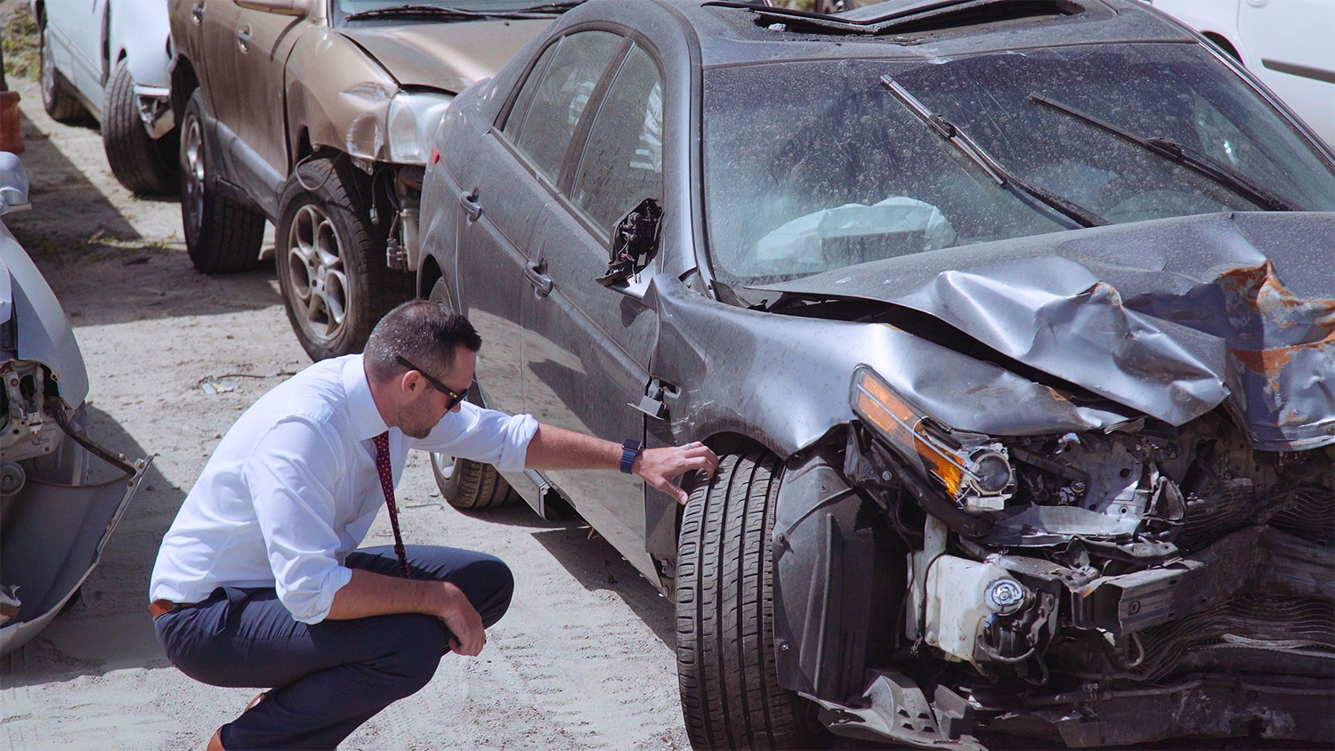 What It Means to Work with an Experienced Motor Accident Attorney