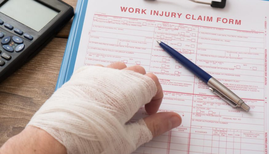 Few tips to Make a Work Injury Claim